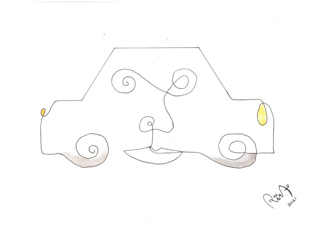 Driving - tangled Bodies - Rina