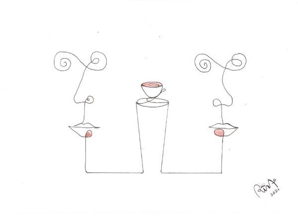 Fika - Tangled Bodies - Riba